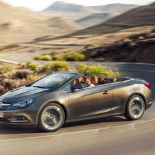 Opel has reworked the A-pillar and rear