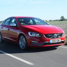 Volvo S60 D5 R-Design Momentum AWD Powershift