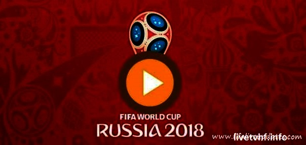Live streaming FIFA world cup 2018 opening ceremony