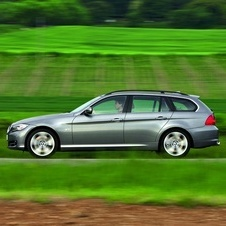 BMW 316i Touring Navigation (E91) LCI