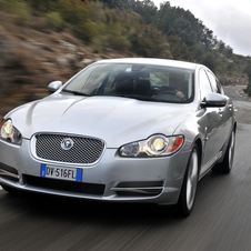 Jaguar XF XF Supercharged