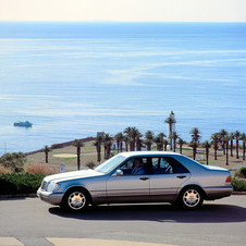 Mercedes-Benz S 280 AT