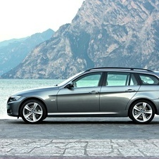 BMW 318i Touring Navigation (E91) LCI