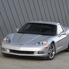 Chevrolet Corvette Coupe LT2