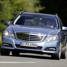 Mercedes-Benz E 350 CDI Station BlueEfficiency Auto 4Matic