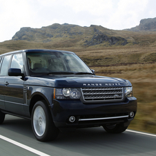 Land Rover Range Rover V8 Supercharged Autobiography Automatic