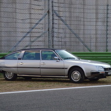 Citroën CX 20 Berline