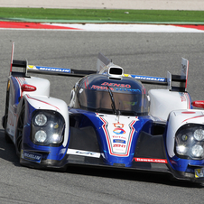 The 2012 car underperformed against the 2013 Audi R18 at Silverstone