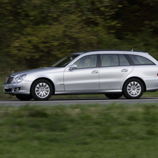 Mercedes-Benz E 350 CGI Station BlueEfficiency Auto