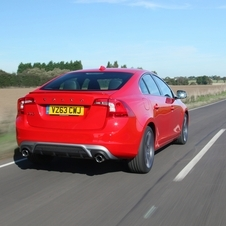Volvo S60 D5 R-Design Summum AWD Powershift