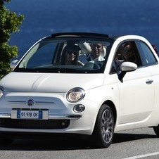 Fiat 500C 1.2 8v Color Therapy