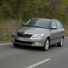 Skoda Fabia Break 1.2 HTP Family