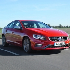 Volvo S60 D5 R-Design Summum Powershift