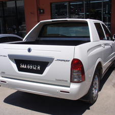 Ssangyong Actyon Sports Pick Up 4x4 Premium