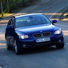 BMW 525i Touring Auto Executive (E61)