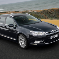 Citroën C5 Tourer 2.0HDI 163cv FAP Exclusive