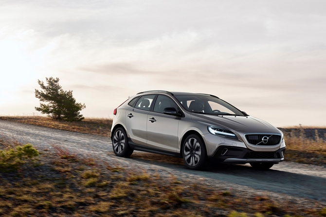 Volvo V40 Cross Country T5 AWD Geartronic