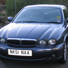Jaguar X-Type 2.5