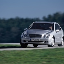 Mercedes-Benz C 180 Kompressor