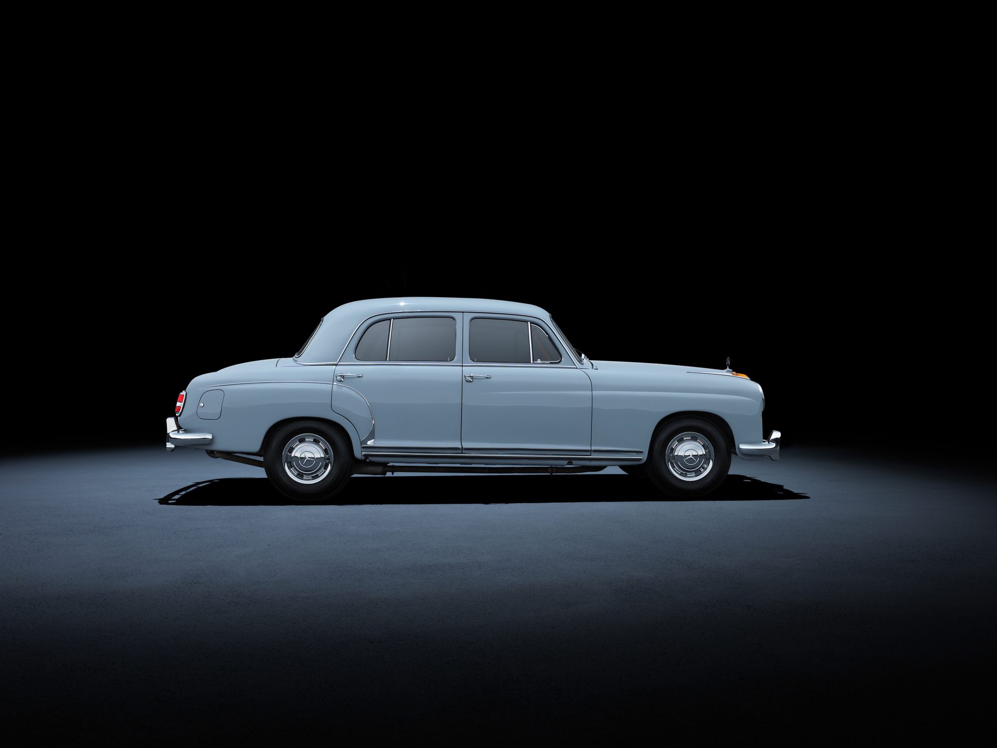 Mercedes-Benz 220 (W 180, 1954 to 1956)