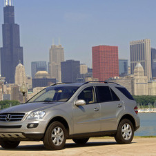 Mercedes-Benz ML 320 CDI Auto. (FL)