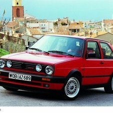 Volkswagen Golf G60