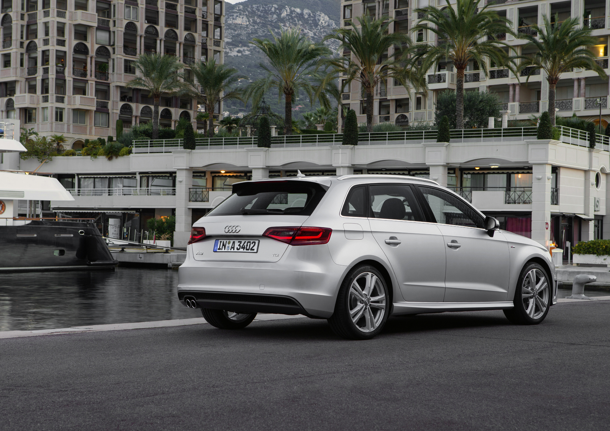 Audi A3 Sportback 1.2 TFSI Attraction