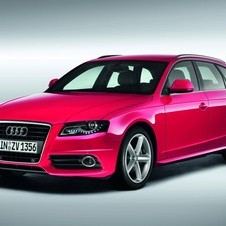 Audi A4 Avant 3.0 TDI Attraction quattro