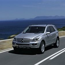 Mercedes-Benz ML 420 CDI Auto. (FL)