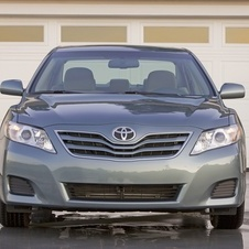 Toyota Camry LE 6-Spd AT