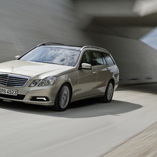 Mercedes-Benz E 250 CDI Station BlueEfficiency