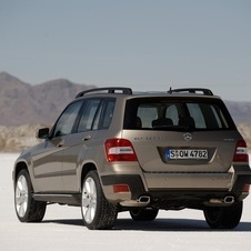 Mercedes-Benz GLK 320 CDI 4MATIC