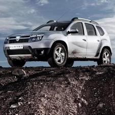 The Dacia brand is growing rapidly in Europe