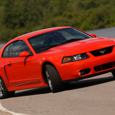 Ford SVT Mustang Cobra Coupé