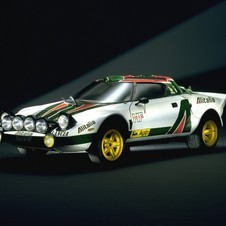 Lancia Stratos HF Group 4