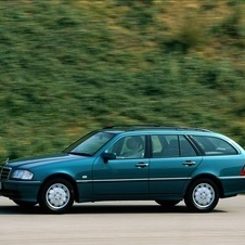 Mercedes-Benz C 180 Estate