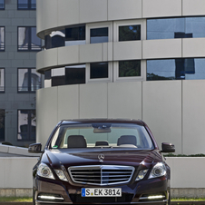Mercedes-Benz E 500 BlueEfficiency Elegance 7G-Tronic