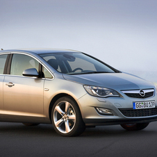 Opel Astra 1.4 Cosmo 10