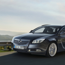 Opel Insignia 2.0 Turbo Cosmo Active Select