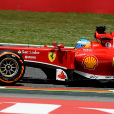 The first and third finish move Ferrari into second in the World Constructors' Championship