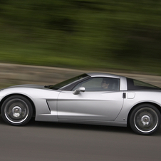 Chevrolet Corvette Coupe LT4