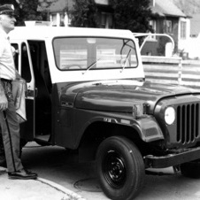 Jeep CJ-5 Postal Delivery Vehicle
