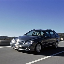 Mercedes-Benz C 200 Kompressor Estate Automatic
