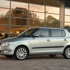 Skoda Fabia 1.2 TDI Active Plus