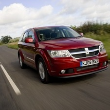Dodge Journey 2.0 CRD SXT AXT