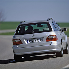Mercedes-Benz E 280 CDI Estate 4MATIC