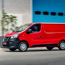 Nissan NV300 1.6dCi S&S L1H1 1,2T Basic Connect