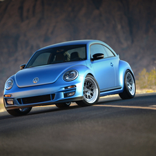 The VWvortex Beetle has a 500hp tuned engine