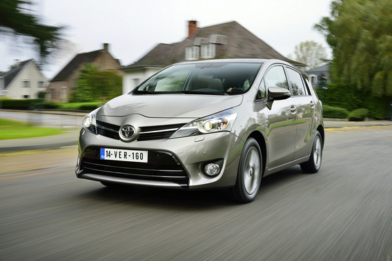 Toyota Toyota Verso 1.6D Exclusive