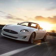 Jaguar XK Convertible Signature